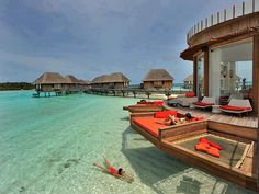 Life is a beach in the Maldives. Contact me if you'd like to visit. #virtuoso partner Cox  Kings India can help you get away in style. www.lushlife.ca