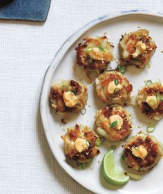 Make-ahead holiday appetizers