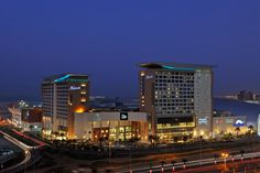 Kempinski Grand and Ixir Hotel Bahrain City Centre - Manama #HotelDirect info: HotelDirect.com
