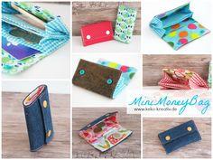 MiniMoneyBag - eine kleine Geldbörse, die süchtig macht :-)