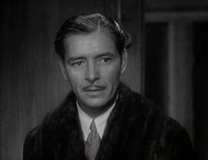 Ronald Colman in The Man Who Broke the Bank at Monte Carlo Ronald Colman, 1940s Movies, Old Hollywood, Classic Hollywood, Classic Movie Stars, Good People, I Movie, The Man, Actors & Actresses