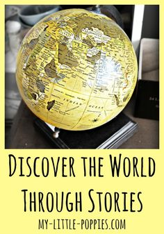 Discover the World Through Stories: Raise globally-minded children in your family room! Geography Games, Geography Lessons, World Geography, Social Studies Projects, Teaching Social Studies, Teaching History, Homeschool Books, Homeschooling, Virtual Families