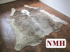 NEW COWHIDE RUG COW HIDE LEATHER| eBay  $277 free postage.
