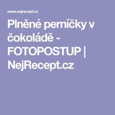 Plněné perníčky v čokoládě - FOTOPOSTUP | NejRecept.cz