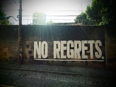 absolutely no regrets (unless you don't sign up for the Nike She Runs LA 10k... that you will DEFINITELY regret!) sherunsla.com