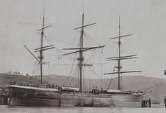 "The ship ""Otago"", 1869, Port Glasgow"