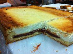 Receita alemã: Cuca Romeu e Julieta #receita #doce
