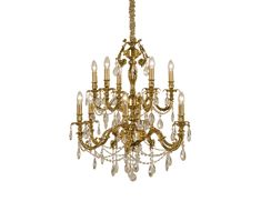 Versailles Kristallkrona Guld Stor Versailles, Crystal Crown, Planer, Chandelier, Ceiling Lights, Crystals, Castles, Neuschwanstein Castle, Candelabra