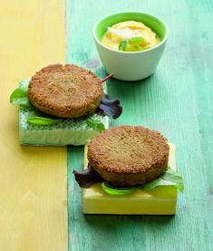 Burger di lenticchie - Tutte le ricette dalla A alla Z - Cucina Naturale - Ricette, Menu, Diete