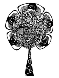 Lollipop Tree by Adrienne Price