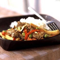 Learn how to make Sesame Beef and Asian Vegetable Stir-Fry. MyRecipes has 70,000+ tested recipes and videos to help you be a better cook