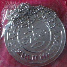 Zulu nation medallion for sale at zulumerch.com