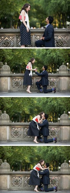 Central Park Marriage Proposal Planner Top Wedding Ideas Group