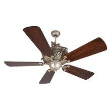 "View the Craftmade TO52 Toscana 5 Blade 52"" Ceiling Fan at LightingDirect.com."