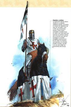 Caballero Templario (XII)-3