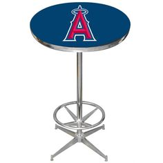 Los Angeles Angels Pub Table