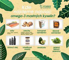 Ak chceš zvýšiť príjem omega 3 mastných kyselín, skús jesť tieto potraviny. Omega 3, Best Watches For Men, Cool Watches, Cool Style, Drinks, Fit, Crohn's Disease, Rheumatoid Arthritis, Insulin Resistance