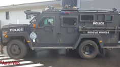 https://flic.kr/p/UsfSQY | Western Australia Police | Lenco BearCat TRG (Tactical Response Group) at Mundijong Police Station Open Day 2017