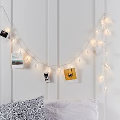 Lamp Clips photo String Lights wedding home decoration Battery Operated led christmas lights for Outdoor lighting