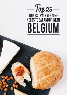 Belgian fries, waffles, chocolate, beer… there's more to Belgium cuisine than these! Check out the top 25 that you should eat & drink in this country! | via http://iAmAileen.com/top-belgian-food-good-eat-drink-belgium-dishes/ #food #belgian