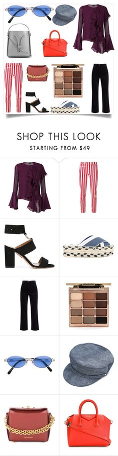 """COOL STYLE"" by justinallison ❤ liked on Polyvore featuring Tom Ford, Dondup, Aquazzura, STELLA McCARTNEY, M.i.h Jeans, Stila, Jean-Paul Gaultier, Manokhi, Alexander McQueen and Givenchy"