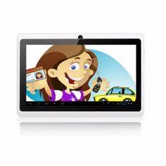 ลดราคา  TY TY-V7 Tablet Cpu 4 Core Android 4.4 kikkat (ลายการ์ตูน)  ราคาเพียง  1,298 บาท  เท่านั้น คุณสมบัติ มีดังนี้ ระบบประมวลผล 4 Core แท็บเล็ตราคาถูก ram 512 Mbps Rom 4 Gb ระบบปฎิบัติการ : Android 4.4 มีบูลทูธ(ใช้ร่วมกับหูฟัง และ อื่นๆ ได้) กล้องหลังมีแฟรช