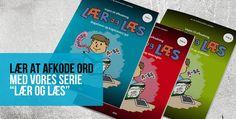 Forlaget Jela - vi afhjælper stave- og læseproblemer