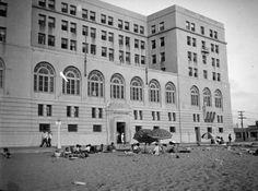1920's Hermosa Beach Surf and Sand club aka The Biltmore Hotel.