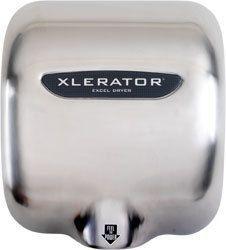 Xlerator XL-SB 110/120V Brushed Stainless Steel
