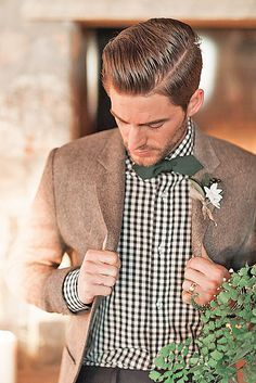 Wedding Suits Men Winter Groom Style Ideas For 2019 Wedding Groom, Wedding Men, Wedding Suits, Wedding Ideas, Tweed Wedding, Formal Wedding, Wedding Venues, Groom And Groomsmen Attire, Groom Outfit
