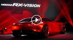 """The Mazda RX-VISION, a stunning rotary-powered sports car, captured the """"Most Beautiful Concept Car of the Year"""" award at the 31st Festival Automobile International. Unveiled at the 2015 Tokyo Motor Show in November, the RX-VISION"""