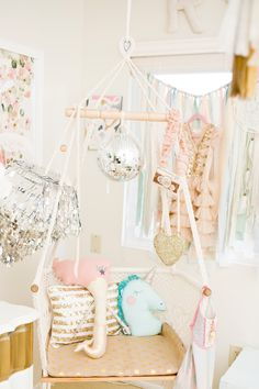 a whimsical girls room makeover with oh my darlings blog...
