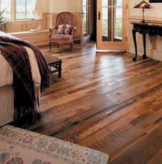 old barn wood ideas | barn wood flooring has been taken and recycled using wood from old ...