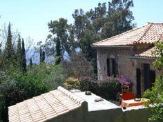 """Stoupa Chateau / Country House Rental: 120-year Old Original Stone House From The Novel """"zorba The Greek""""   HomeAway"""