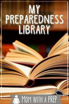 Mom with a PREP - My PREParedness Library -- a list of books from Preparedness, Homesteading, Medical, Food Storage, Fiction and children's books to keep your family PREPared. by rosanna Fiction Writing, Writing Advice, Writing Help, Writing A Book, Writing Prompts, Essay Writing, Marmaris, Survival Skills, Survival Books