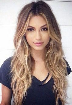 Cute Long Layered Hairstyles for Long Hair
