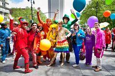 World's Largest Rainbow Parade