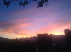 El cielo de Medellín