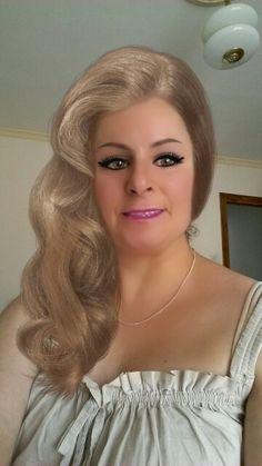 Maquillaje años 50