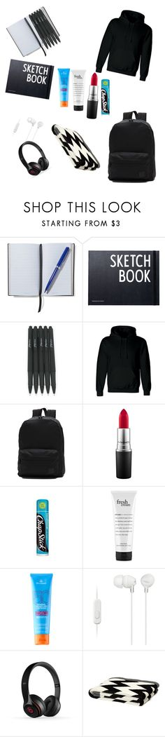 """""""What I plan to pack for PIQNIQ 6/18/2016"""" by paigemarietrinrud ❤ liked on Polyvore featuring Smythson, Design Letters, Vans, MAC Cosmetics, Chapstick, philosophy, MDSolarSciences, Sony, Frontgate and in2green"""