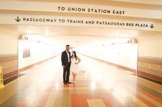 #unionstation #engagement #prewedding #wedding #bride #fashion #losangeles #photography #love #couplegoal #california