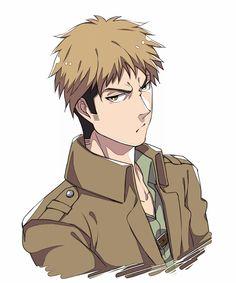 Tags: Anime, Pixiv, Suicax, Shingeki no Kyojin, Jean Kirschstein