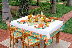Homemade Tables, Outdoor Furniture Sets, Outdoor Decor, Decoration, Tablescapes, Dinnerware, Quilts, Chair, Tableware