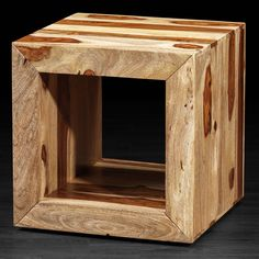 Modular Storage Cube from salvaged deadwood - 16 inches tall x 10 inches deep x 14 inches wide. 55.00 Naturally Aspen on Etsy. & Modular Storage Cube from salvaged deadwood - 16 inches tall x 10 ...