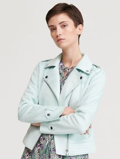 Ladies` outer jacket, RESERVED, XO096-06X