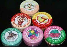 Candy Kisses lip balm