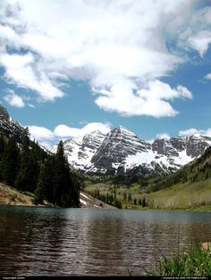 Aspen, Colorado...if I win the lottery this is where I would have a second home