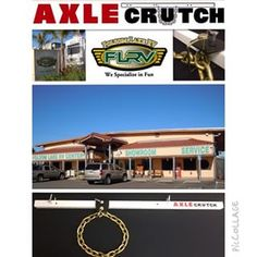 The #AxleCrutchHD and the original #AxleCrutch are now available at Folsom Lake RV located just east of Sacramento off of Hwy 50 at 11373 Folsom Blvd in Rancho Cordova, CA.  Our #MadeInAmerica products are also available online at www.AxleCrutch.com  Contact us for fleet and dealer pricing!  Check out the AxleCrutch install video on YouTube at: http://youtu.be/i_jYFbV6pWE  #FolsomLakeRV #Folsom #towing #towingtrouble #roadsideassistance #roadsiderepair #tripender #gorving #rv #vetowned…