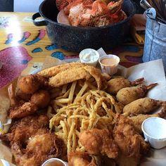Seafood Buffet Local Fresh Restaurant Joe Crab Shack Night Life Myrtle South Carolina Cities