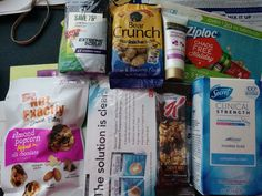 PiGu Couponing: Free samples in the mail